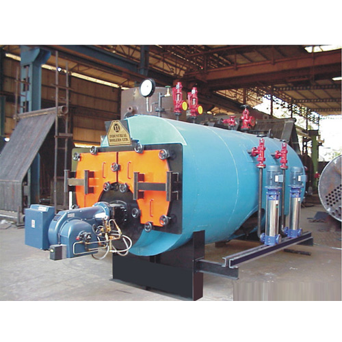 Steam Boiler, Thermic Fluid Heater/Thermo Syphon, Cooling Tower ...